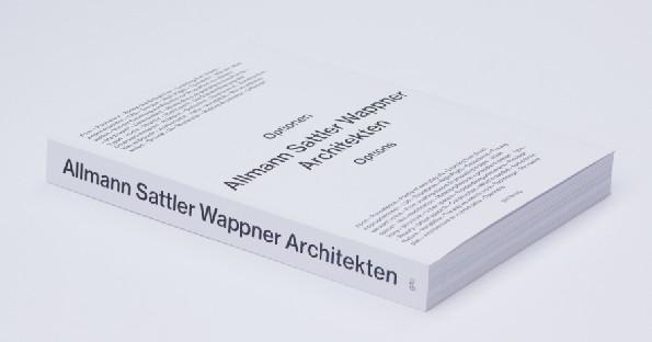 architekturgalerie m nchen allmann sattler wappner. Black Bedroom Furniture Sets. Home Design Ideas